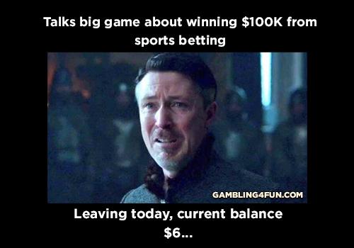 betting balance