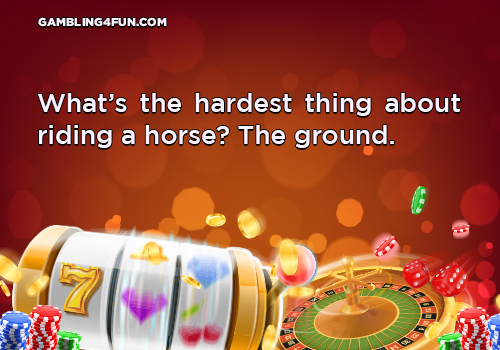 about riding a horse