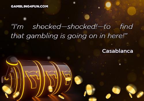 that gambling