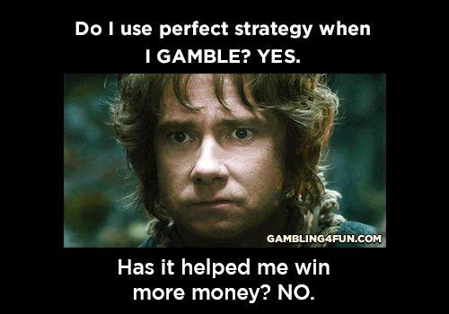 strategy in gambling