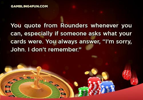 poker addition joke