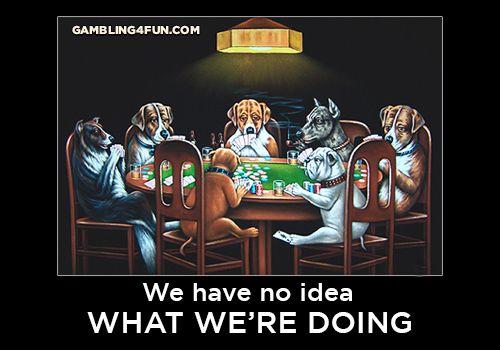 doing poker