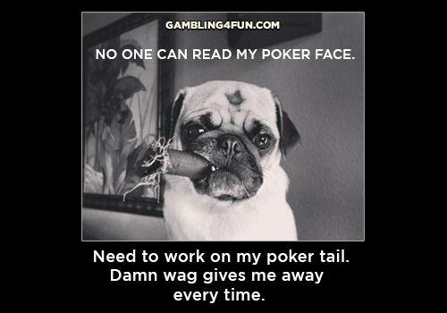 poker tail