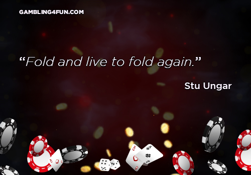 Fold and live to fold again