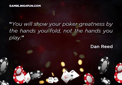 poker greatness