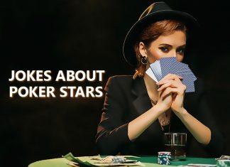 Jokes about Poker Stars