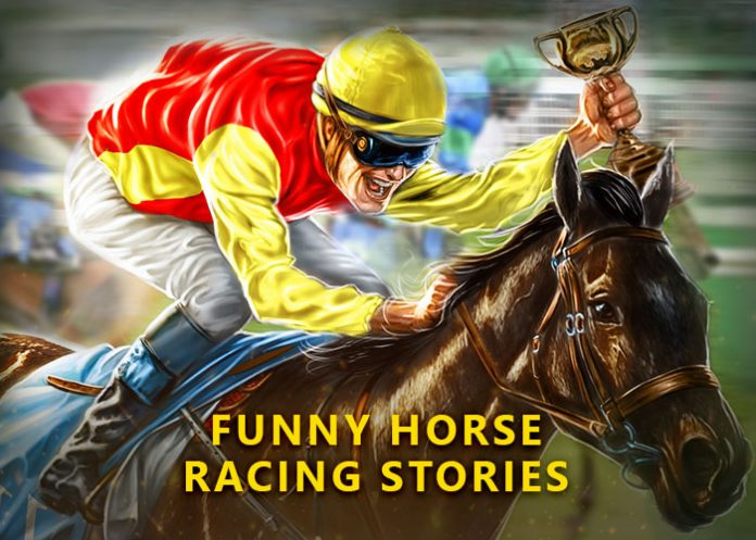 funny horse racing stories